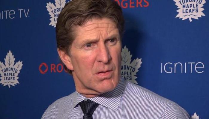 0595a8087 Nie je už v Toronte budúcnosť pre Babcocka? Klub to nevylúčil   NHL.sk